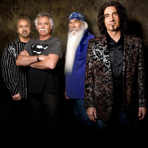 The Oak Ridge Boys, Show Me The Way To Go, Piano, Vocal & Guitar (Right-Hand Melody)