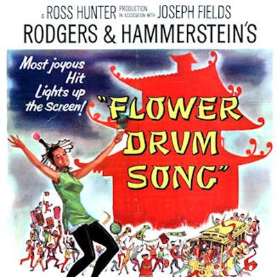 Rodgers & Hammerstein, I Enjoy Being A Girl, Piano, Vocal & Guitar (Right-Hand Melody)