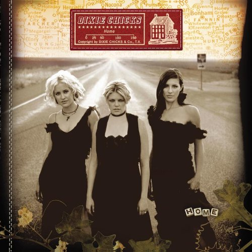Dixie Chicks, Long Time Gone, Piano, Vocal & Guitar (Right-Hand Melody)
