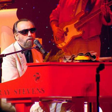 Ray Stevens, Ahab The Arab, Piano, Vocal & Guitar (Right-Hand Melody)