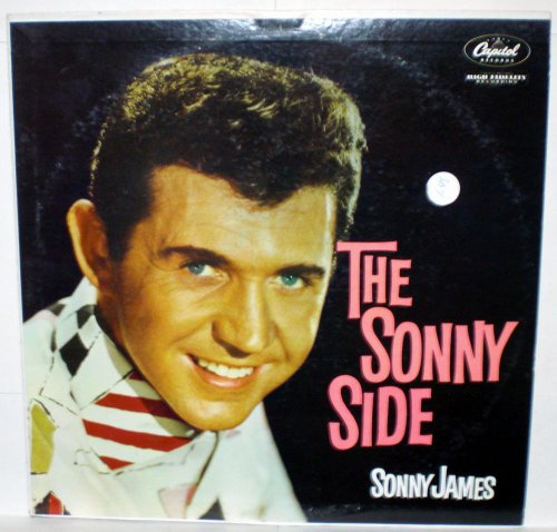 Sonny James, Young Love, Piano, Vocal & Guitar (Right-Hand Melody)