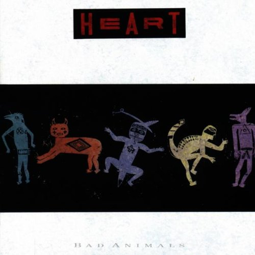 Heart, Alone, Piano (Big Notes)