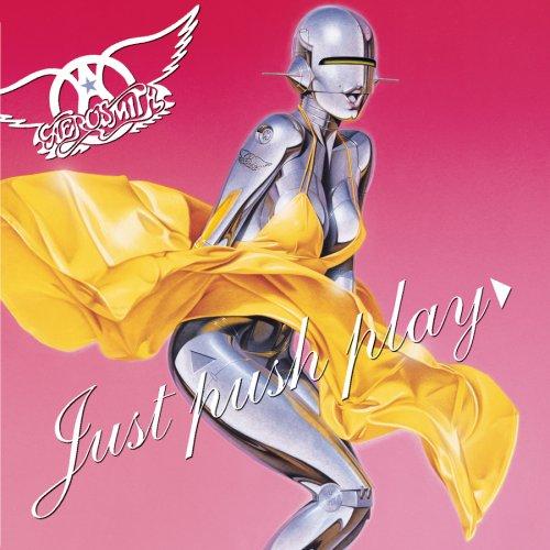 Aerosmith, Just Push Play, Piano, Vocal & Guitar (Right-Hand Melody)