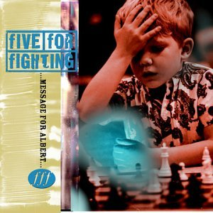 Five For Fighting, Love Song, Piano, Vocal & Guitar (Right-Hand Melody)
