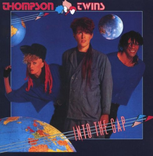 Thompson Twins, Hold Me Now, Piano (Big Notes)