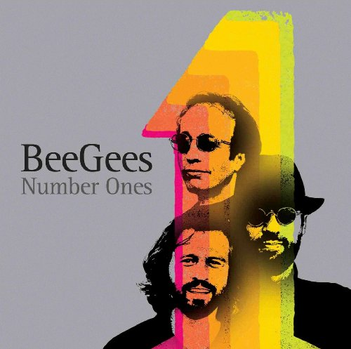 Bee Gees, One, Piano, Vocal & Guitar (Right-Hand Melody)