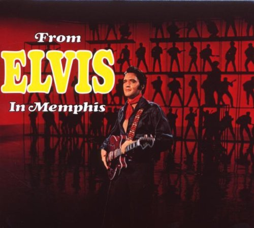 Elvis Presley, In The Ghetto (The Vicious Circle), Guitar with strumming patterns