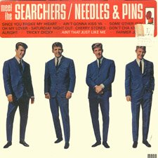 The Searchers, Love Potion Number 9, Easy Guitar