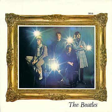 The Beatles, Penny Lane, Piano (Big Notes)