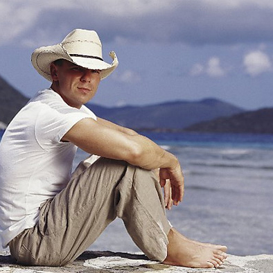 Kenny Chesney, Dreams, Piano, Vocal & Guitar (Right-Hand Melody)