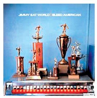 Jimmy Eat World, A Praise Chorus, Guitar Tab