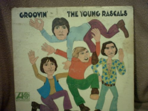 The Young Rascals, Groovin', Piano, Vocal & Guitar (Right-Hand Melody)