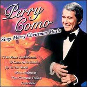 Perry Como, C.H.R.I.S.T.M.A.S., Lyrics Only