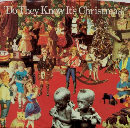 Band Aid, Do They Know It's Christmas?, Easy Piano