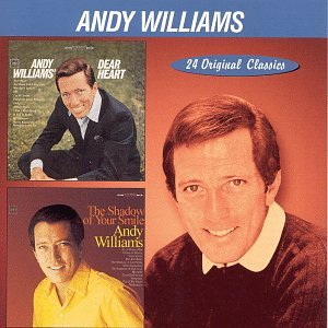 Andy Williams, Emily, Piano, Vocal & Guitar (Right-Hand Melody)