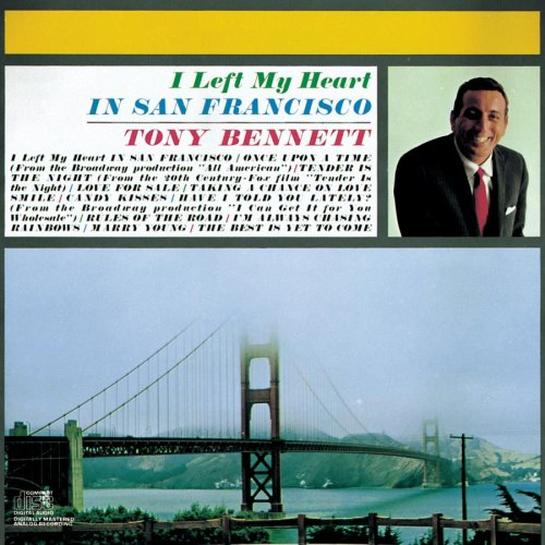 Tony Bennett, I'm Always Chasing Rainbows, Piano, Vocal & Guitar (Right-Hand Melody)