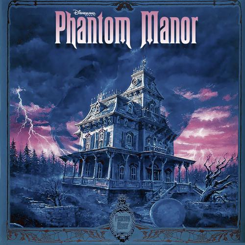 Buddy Baker, Grim Grinning Ghosts (from Phantom Manor, Disneyland Resort Paris), Piano