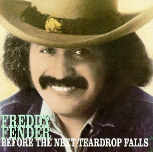 Freddy Fender, Wasted Days And Wasted Nights, Piano, Vocal & Guitar (Right-Hand Melody)