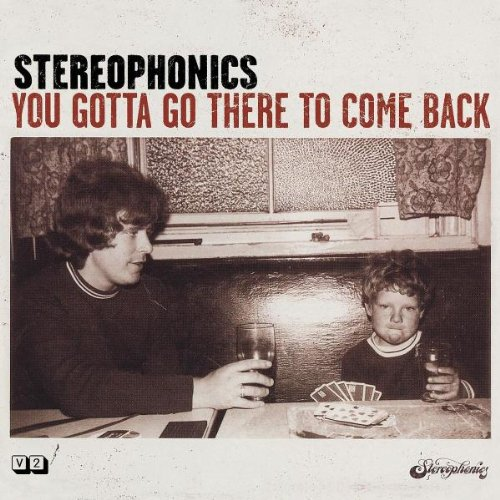 Stereophonics, High As The Ceiling, Guitar Tab