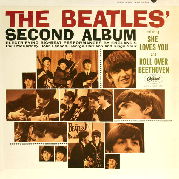 The Beatles, Thank You Girl, Piano, Vocal & Guitar (Right-Hand Melody)