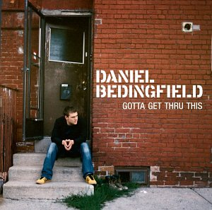 Daniel Bedingfield, Girlfriend, Piano, Vocal & Guitar (Right-Hand Melody)
