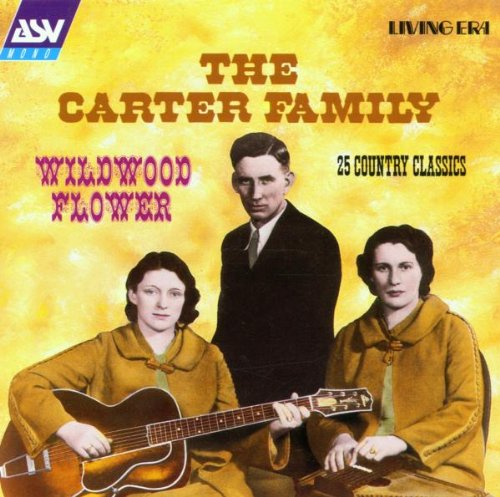 The Carter Family, Keep On The Sunny Side, Easy Piano