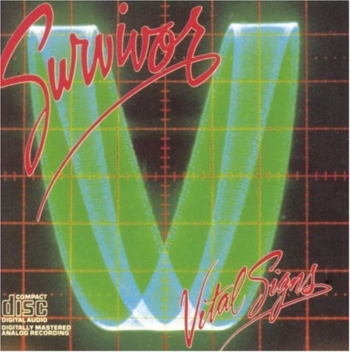Survivor, The Search Is Over, Piano, Vocal & Guitar (Right-Hand Melody)