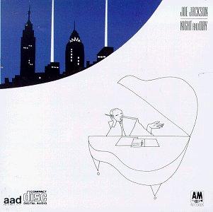 Joe Jackson, Steppin' Out, Piano, Vocal & Guitar (Right-Hand Melody)