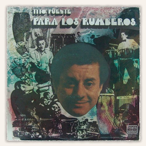 Tito Puente, Para Los Rumberos, Piano, Vocal & Guitar (Right-Hand Melody)