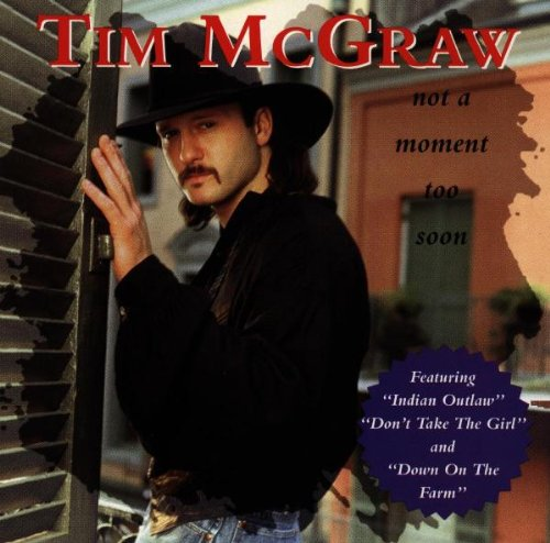 Tim McGraw, Indian Outlaw, Piano, Vocal & Guitar (Right-Hand Melody)