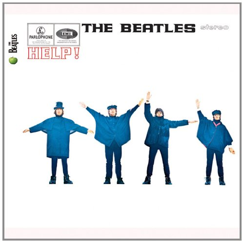 The Beatles, Help!, Piano, Vocal & Guitar (Right-Hand Melody)