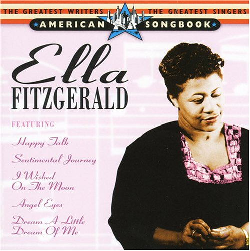 Ella Fitzgerald, Stars Fell On Alabama, Piano, Vocal & Guitar (Right-Hand Melody)