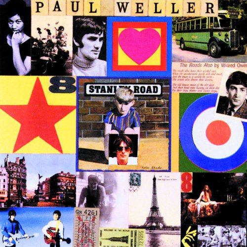 Paul Weller, Time Passes, Piano, Vocal & Guitar (Right-Hand Melody)
