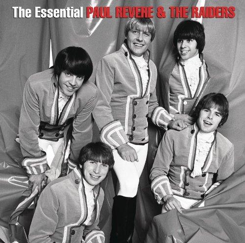 Paul Revere & The Raiders, Kicks, Guitar Tab