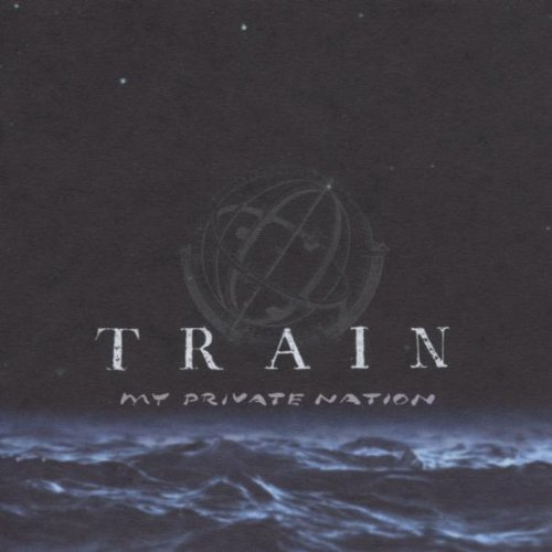 Train, My Private Nation, Piano, Vocal & Guitar (Right-Hand Melody)