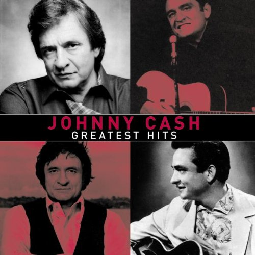 Johnny Cash, Get Rhythm, Piano, Vocal & Guitar