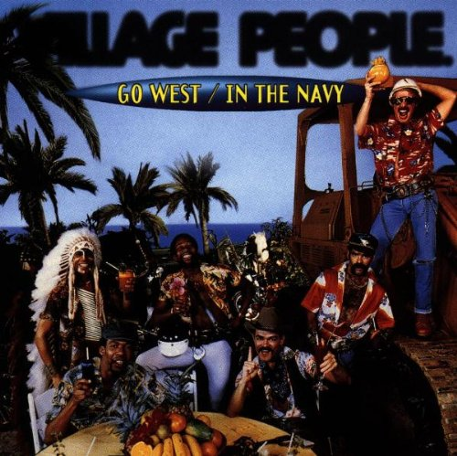 Village People, In The Navy, Piano, Vocal & Guitar (Right-Hand Melody)