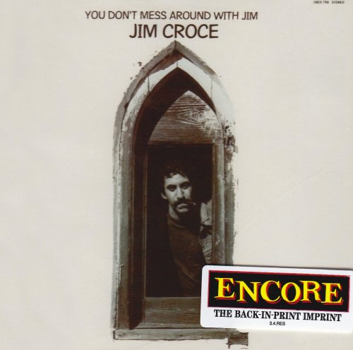 Jim Croce, Time In A Bottle, Piano (Big Notes)