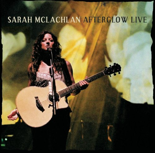 Sarah McLachlan, Fallen, Piano, Vocal & Guitar (Right-Hand Melody)