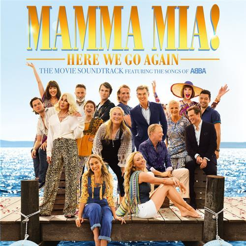 ABBA (from Mamma Mia! Here We Go Again), My Love My Life, Piano, Vocal & Guitar (Right-Hand Melody)