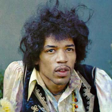 Jimi Hendrix, Once I Had A Woman, Melody Line, Lyrics & Chords