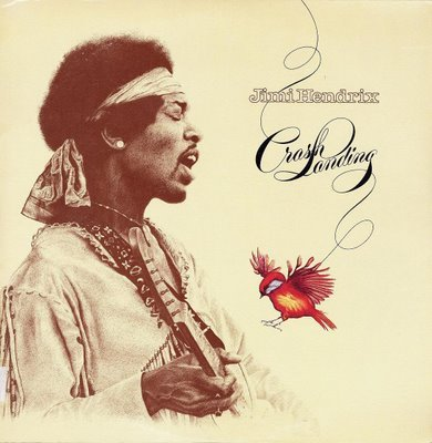 Jimi Hendrix, Crash Landing, Melody Line, Lyrics & Chords