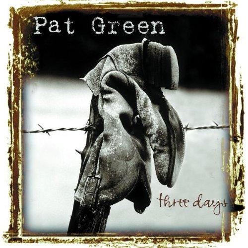 Pat Green, Threadbare Gypsy Soul, Easy Guitar Tab