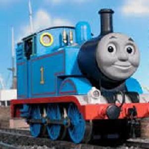 Peter Johnson, Thomas The Tank Engine, Easy Piano