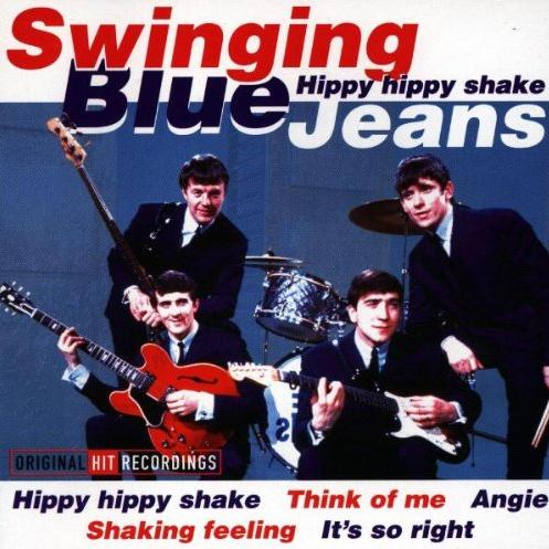 The Swinging Blue Jeans, Hippy Hippy Shake, Guitar Tab