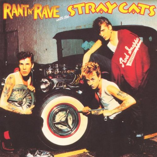 Stray Cats, Look At That Cadillac, Guitar Tab
