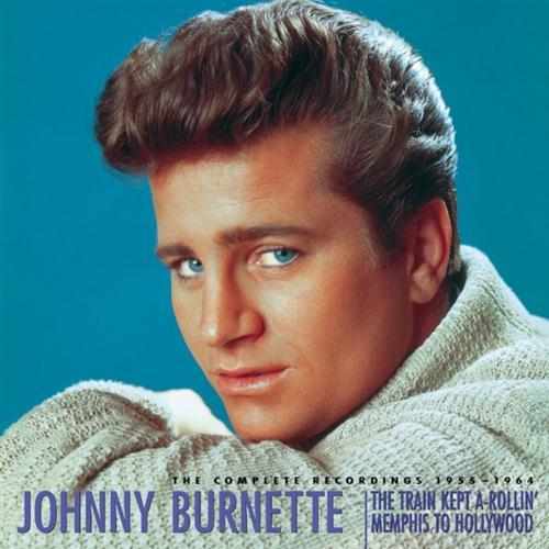 Johnny Burnett, Train Kept A-Rollin', Guitar Tab