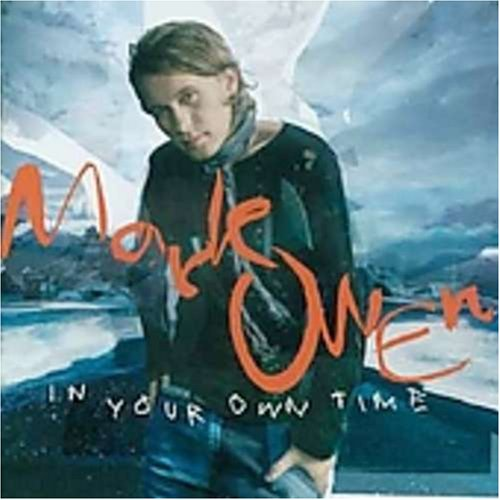 Mark Owen, Four Minute Warning, Piano, Vocal & Guitar