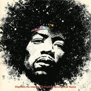 Jimi Hendrix, Crosstown Traffic, Guitar Tab