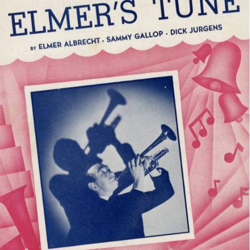 Elmer Albrecht, Elmer's Tune, Piano, Vocal & Guitar (Right-Hand Melody)